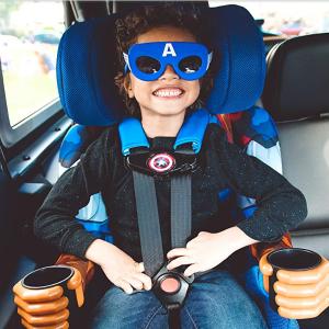 $41.99起KidsEmbrace 儿童高背汽车安全座椅,超高颜值又安全