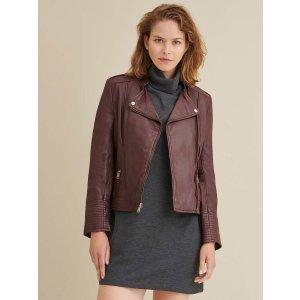 Wilsons Leather皮夹克