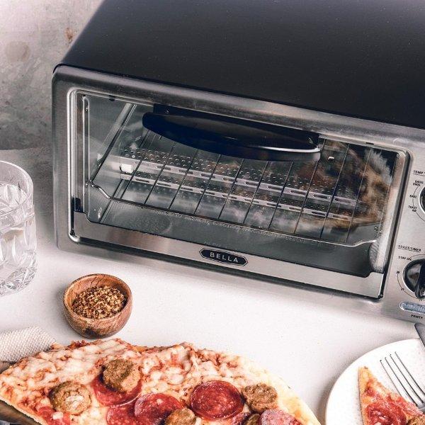 不锈钢小烤箱