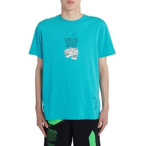 Off-WhiteArrows Graphic Short Sleeve Slim T-Shirt