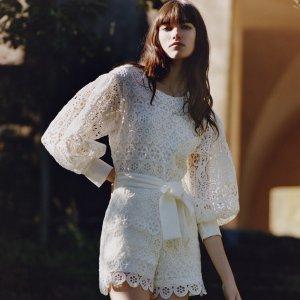封面同款仅£130起+直邮中国MAJE 年中大促 美衣美裙低至4折 做法式浪漫少女