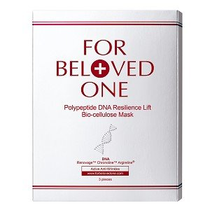 For Beloved OneFor Beloved One Polypeptide DNA Bio-Cellulose Mask