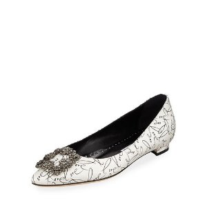 4e3a7f2e0667b Manolo Blahnik Shoes   Bergdorf Goodman 10% Off - Dealmoon