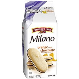 $7.15Pepperidge Farm Milano Cookies Double Dark Chocolate 7.5 oz 3 count