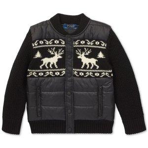 Up to 80% OffPolo Ralph Lauren Kids Sale @ macys.com