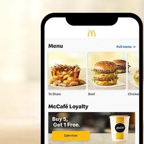 售价$4.05 仅限APP点餐McDonald's 小份Big Mac套餐+芝士汉堡特价有 冲!