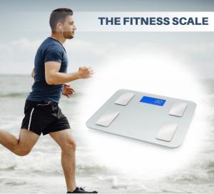 $15.99(原价$49.99)Smart Weigh 智能电子体重秤带体脂分析