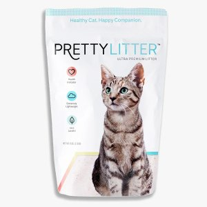 Pretty Litter Cat Litter