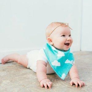 8折+免税 欧美妈咪强力推荐Copper Pearl 口水巾,包巾,浴巾等高品质婴幼儿产品促销