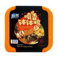 与美 喷香钵钵鸡 蔬菜版 浓香麻辣味 468g