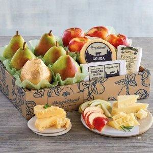 低至6.7折+包邮Harry & David 多汁大梨等水果礼盒特卖,最高立减$20