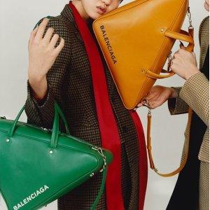 低至4折 入经典三角包Balenciaga 弄潮儿必备的服饰、鞋包热卖