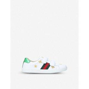 Gucci最大38码!小白鞋