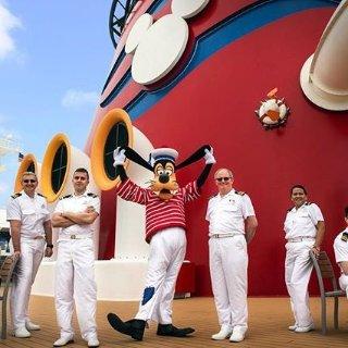 $598起 短途体验迪士尼游轮迪士尼邮轮 墨西哥3天2晚行程 加州圣地亚哥出发
