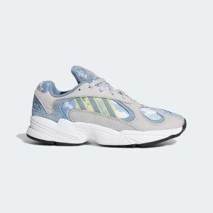 Adidas码数不全 拼手速Yung-1 老爹鞋