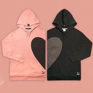 情侣装$80Puma澳洲官网 2018最新情人节、Hello Kitty 联名系列发售