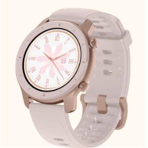 7色可选,待机24天GTR系列智能手表