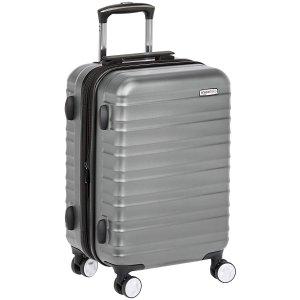 低至5折 £26.24起收登机箱Amazon Basics 旅行箱折扣热卖 圣诞之旅登机箱便宜入