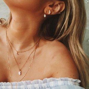 低至6折Astrid & Miyu 项链闪促开始 叠戴出你的美