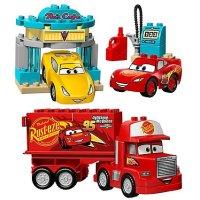Lego DUPLO®得宝系列 汽车总动员 Flo's Cafe - 10846