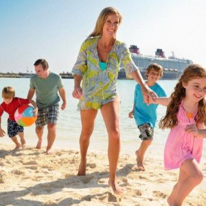 As low as $846Disney Cruise Line to the Bahamas on Thanksgiving