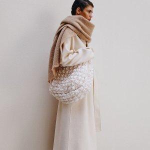 一律8折COS 正价新品美衣特卖 入手毛衣、衬衫好时机