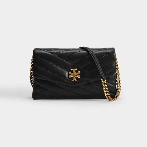 Kira 黑色链条包