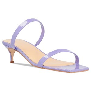 by FARThalia Lilac Patent Leather