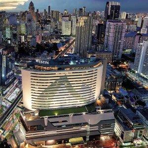 曼谷 素坤逸威斯汀5星级酒店