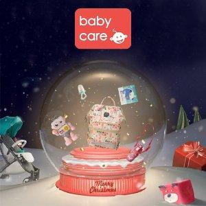 满¥499直邮加拿大, 背带、腰凳、餐具等天猫3.18出海日:加拿大母婴团购, Babycare专场