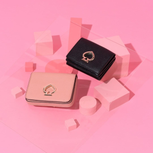 Get Wallet 50% Off + Free Shippingkate spade Buy a Full-Price Bags Get Wallet on Sale