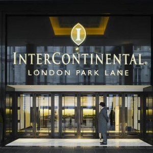 现价£55(原价£125)甜蜜双人套餐Intercontinental 伦敦位置绝佳的高端SPA体验 含香槟