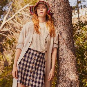 3折起 全场低至€2.99折扣升级:Mango 夏季精选女装大促 平价也能打造高级感
