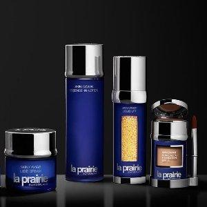 最高减$275+多品牌送礼 年度好价最后一天:Neiman 时尚美妆大促 La Prairie、La Mer参加,菁纯套装$272