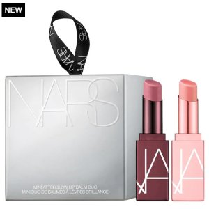 New ReleaseNARS Mini Afterglow Lip Balm Duo