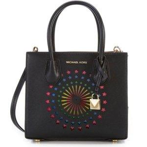$125.16MICHAEL Michael Kors Mercer Light-Up Firework Cross-Body Bag