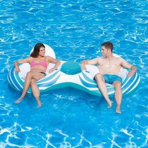 Summer Waves Elite双人水上充气垫