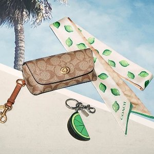 Up To 70% OffCoach Outlet Colors of Summer Bags and Accessories