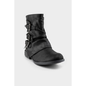 Francesca'sNot Rated Meadow Buckle Moto Boot