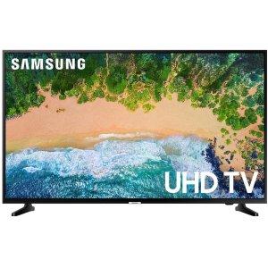 黑五预告:Samsung 55吋 4K 超高清 HDR 智能电视