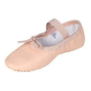 296名用户4.4星好评STELLE 儿童皮质练功鞋,多色选