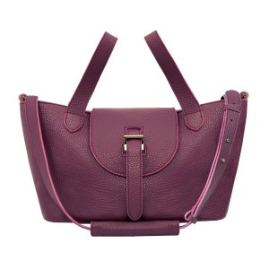 Thela Mini Purple Iris Body Bag for Women
