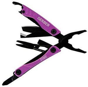 $9.4Gerber Dime Multi-Tool, Purple [31-002937] @ Amazon