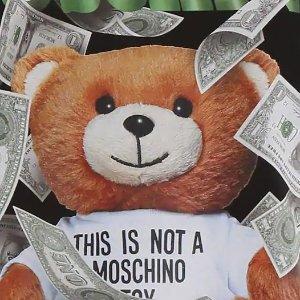 Moschino泰迪T恤
