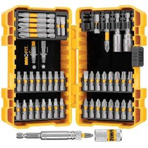 DEWALT MAXFIT 电动螺丝钻头45件套