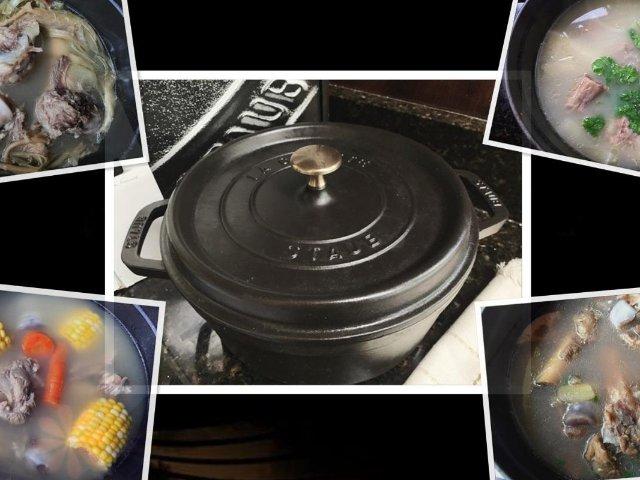 Staub铸铁锅 | 买来不闲置 ...