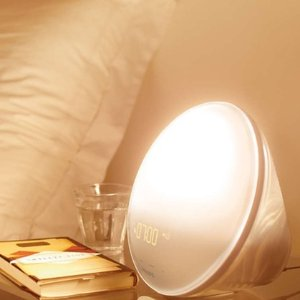 $59.99Philips Wake Up Light, Nightlight and Alarm Clock