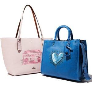 55% OffSelect Coach Handbags @ Bloomingdales