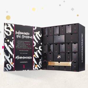 售价¥765 免邮中国Lookfantastic 2020圣诞倒数日历,25件单品已揭秘,现可预订
