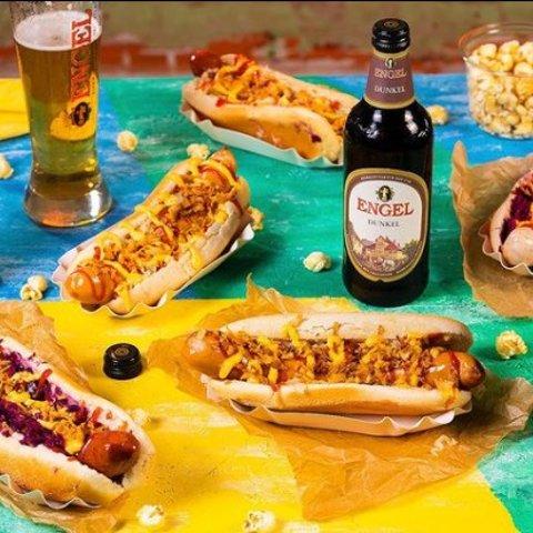 低至7.5折The Sausage Man 超好吃德国香肠、啤酒 复活节大餐首选
